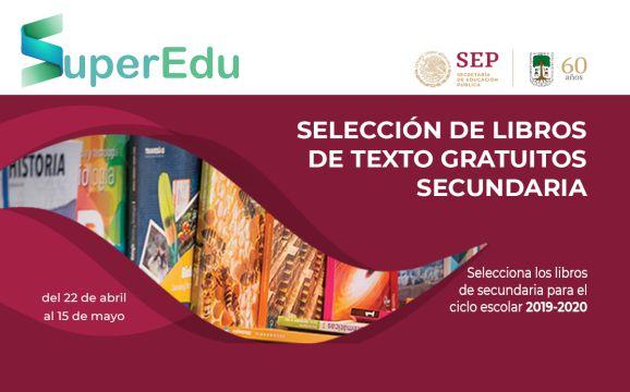 Libros De Texto Gratuitos De Secundaria Ciclo Escolar 2019 ... @tataya.com.mx