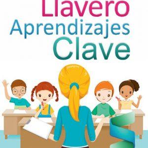 Llavero - Resumen de los Aprendizajes Clave de Preescolar y Primaria