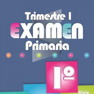 Examende PrimariaPrimer Trimestre - Primer Grado