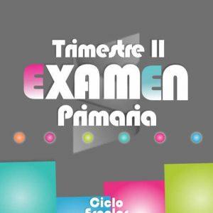 Examen de Primaria Segundo Trimestre 2018-2019 (Los Seis Grados)