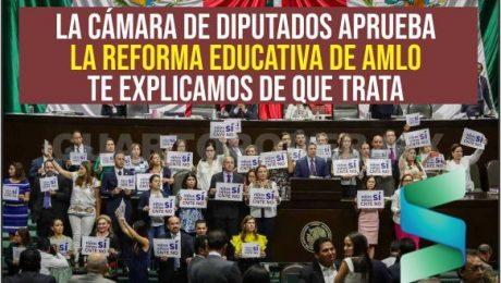 Reforma Educativa de AMLO
