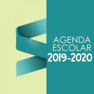 Agenda Escolar 2019-2020 (Profesional)