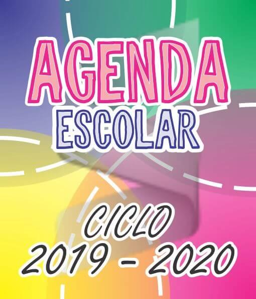 Agenda Escolar 2019-2020