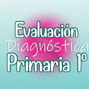 Evaluación Diagnostica de Primaria 1ª Grado + Material Extra