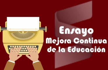 Mejora Continua de la Educación