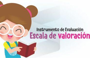 Instrumento de Evaluación - Escala de valoración