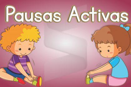 Pausas Activas - Nueva Escuela Mexicana