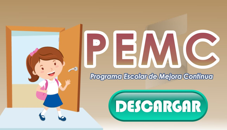 PEMC - Programa Escolar de Mejora Continua 3