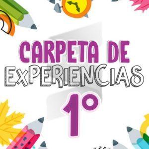 CARPETA DE EXPERIENCIAS Aprende en Casa - Primaria Primer Grado 2019 - 2020