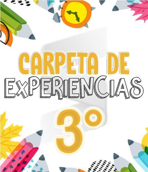 CARPETA DE EXPERIENCIAS Aprende en Casa - Primaria Tercer Grado 2019 - 2020